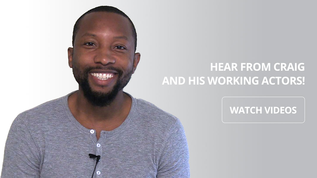 Working Actor Videos
