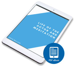 PDF eBook - Life Of The Actor And Meditation